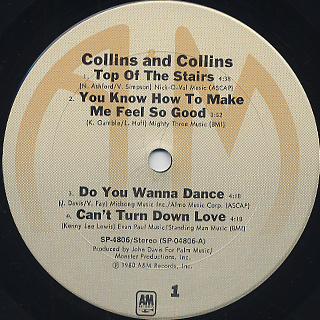 Collins And Collins / S.T. label