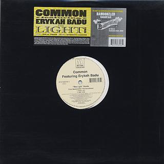 Common feat Erykah Badu / The Light (Remix)