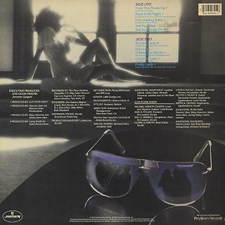 Con Funk Shun / Electric Lady back