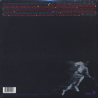 Cybotron / Enter (2LP Reissue inc. Unreleased Tracks) back