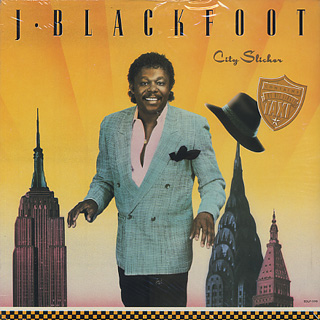 J. Blackfoot / City Slicker