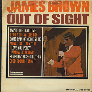 James Brown / Sings Out Of Sight