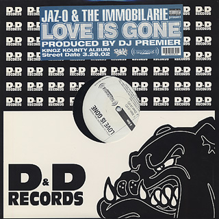 Jaz-O & The Immobilarie / Love Is Gone