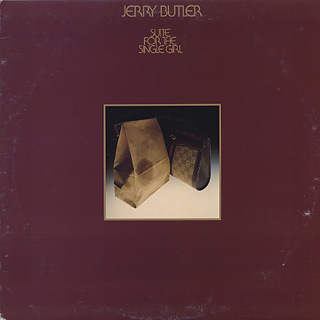 Jerry Butler / Suite For The Single Girl