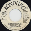 King Sporty And The Root Rockers / Fire Keep On Burning