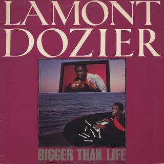 Lamont Dozier / Bigger Than Life