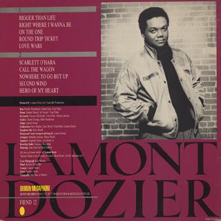 Lamont Dozier / Bigger Than Life back