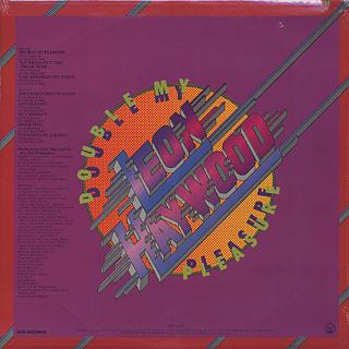 Leon Haywood / Double My Pleasure back