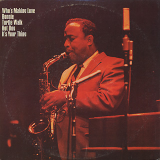 Lou Donaldson / Hot Dog back