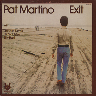Pat Martino / Exit