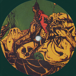 Psychemagik / Diabolical Synthetic Fantasia (Vinyl Sampler) back