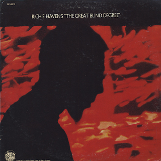 Richie Havens / The Great Blind Degree