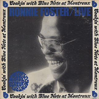 Ronnie Foster / Live: Cookin' With Blue Note At Montreux