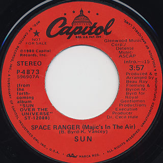 Sun / Space Ranger