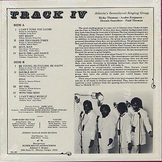 Track IV / In Retrospect back