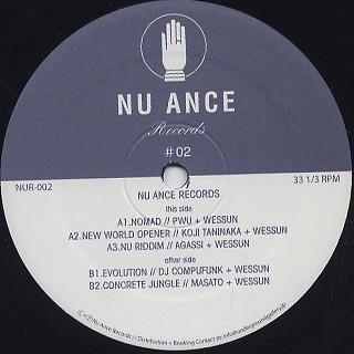 V.A. / Nu Ance Records #02