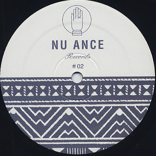 V.A. / Nu Ance Records #02 back