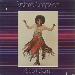 Valerie Simpson / Keep It Comin'