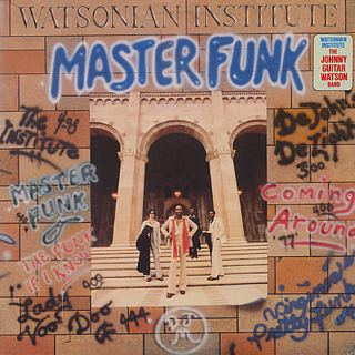 Watsonian Institute / Master Funk front