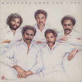 Whispers / Love For Love front