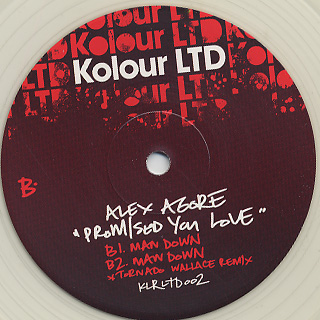 Alex Agore / Promised Your Love EP back