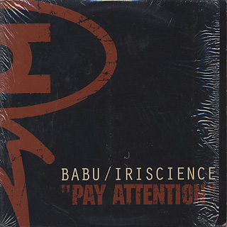 Babu / Iriscience / Pay Attention