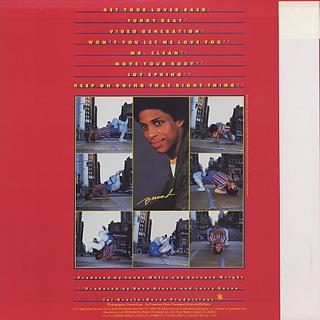 Bernard Wright / Funky Beat back