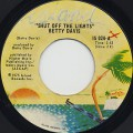 Betty Davis / Shut Off The Lights