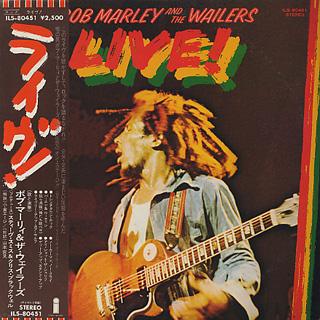 Bob Marley And The Wailers / Live!