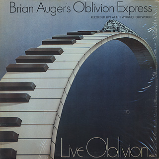 Brian Auger's Oblivion Express / Live Oblivion vol.1