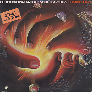 Chuck Brown And The Soul Searchers / Bustin' Loose front