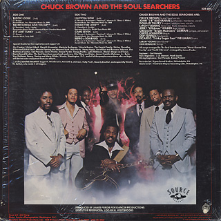 Chuck Brown And The Soul Searchers / Bustin' Loose back