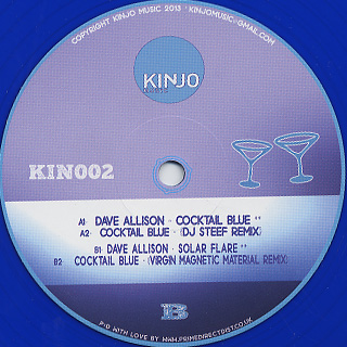 Dave Allison / Cocktail Blue