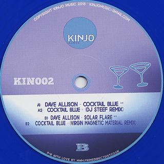 Dave Allison / Cocktail Blue