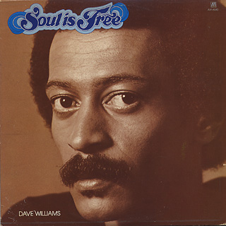 Dave Williams / Soul Is Free front
