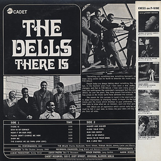 Dells / There Is back