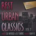 DJ Hiyoko & DJ Swing / Best Urban Classics Vol.2-1