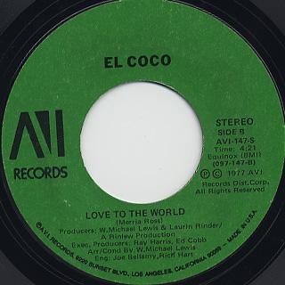 El Coco / Cocomotion (45)