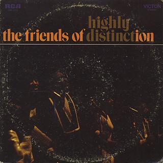Friends Of Distinction / Highly Distinct