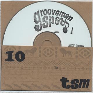 grooveman Spot / The Stolen Moments Vol.10