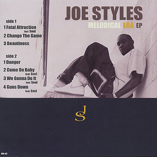 Joe Style / Melodical Era EP back
