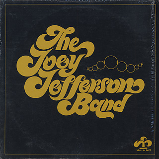 Joey Jefferson Band / S.T. front