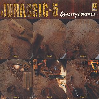 Jurassic 5 / Quality Control (12)