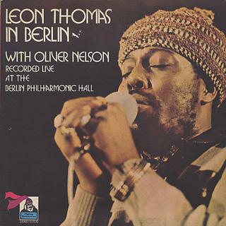 Leon Thomas / In Berlin