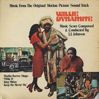O.S.T. (J.J. Johnson) / Willie Dynamite