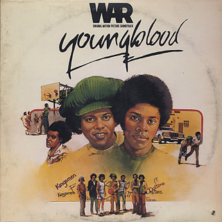O.S.T.(War) / Youngblood
