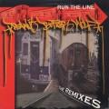 Peanut Butter Wolf / Run The Line (The Remixes)