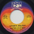 Peggy Scott & Jo Jo Benson / Lover's Holiday