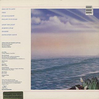 Seawind / Light The Light back