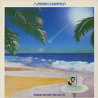 Sergio Mendes Brasil '88 / Summer Champion front